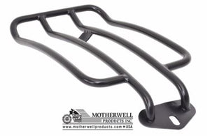 "Open image in slideshow, 6"" Solo Luggage Rack for Dyna Models 1991-2005 (MWL-510)"