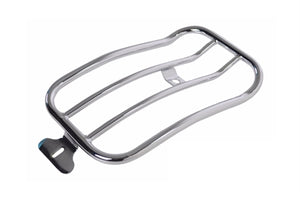 "Open image in slideshow, 7"" Solo Luggage Rack for Harley-Davidson Softail Lowrider and Sport Glide Models 2018 & Up"