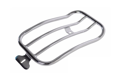 "7"" Solo Luggage Rack for Harley-Davidson Softail Lowrider and Sport Glide Models 2018 & Up"
