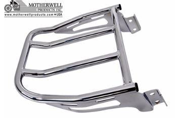 2Up Sissybar Luggage Rack for Harley-Davidson Softails 2006-2017 (MWL-167-06)