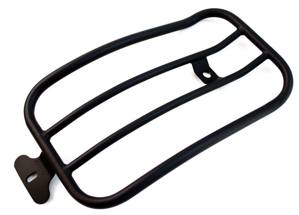 "7"" Solo Luggage Rack for Harley-Davidson Cross Bones Models 2008-2017 (MWL-180)"