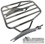 Flat Detachable Luggage Rack for Indian Chief Models 2014 & Up (MWL-625-FLAT)
