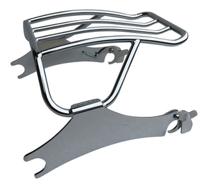 Open image in slideshow, Curved Detachable Luggage Rack for Indian Chief Models 2014 & Up (MWL-625-CRV)