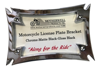 Maltese License Plate Frame (MWL-870)