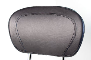 Quick-Release 2UP Sissybar Backrest for Indian Chieftain, Roadmaster, Springfield 2014 & up, Challenger 2020