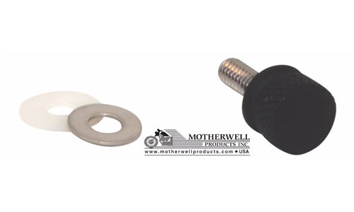 Grooved National Coarse Thumbscrew (PC-4011)