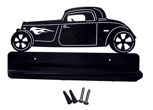 Hot Rod Car Paper Towel Holder