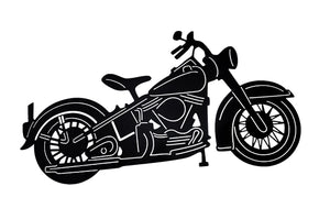 Open image in slideshow, HD Classic Motorcycle Steel Sign