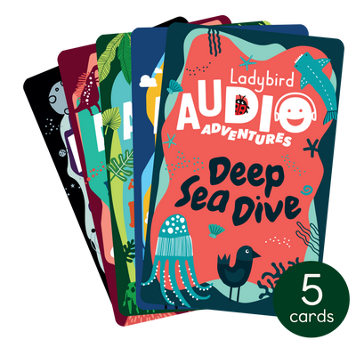 Ladybird Audio Adventures Volume 1