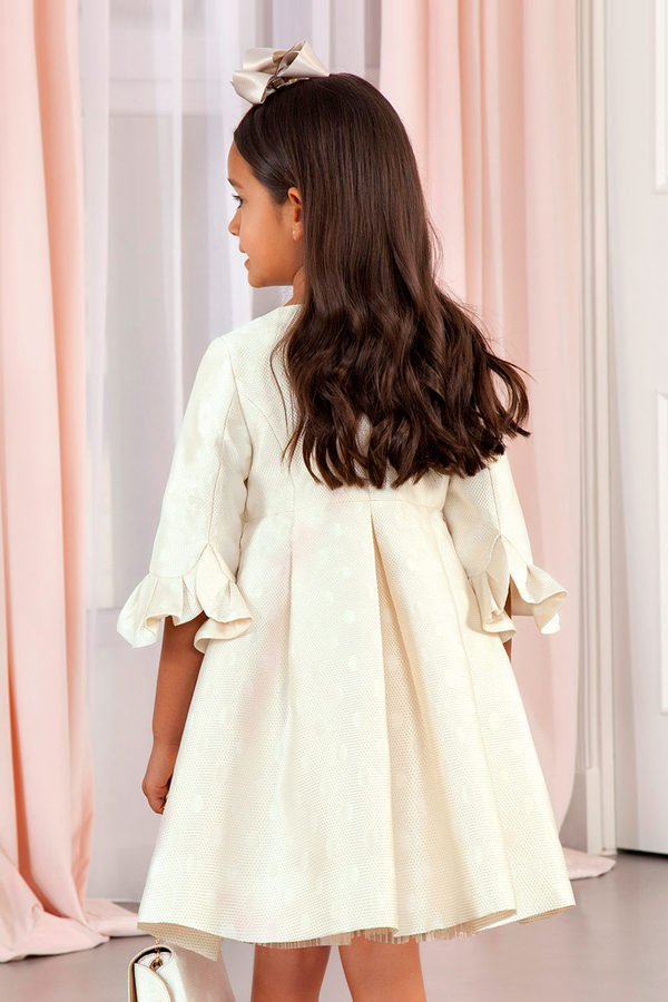 carmens designs girls coat for special occasions