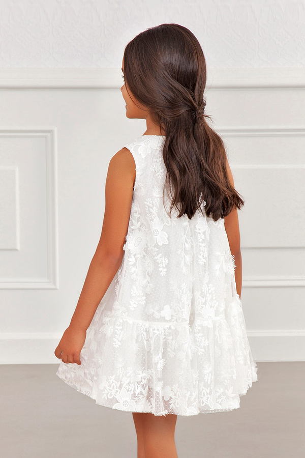 carmens designs sophisticated girls dress for special occasions