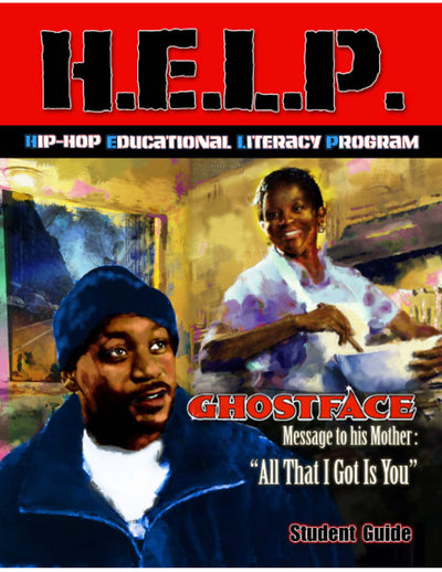 "H.E.L.P. SG, TG Combo — Ghostface w/Mary J. Blige — ""All That I Got Is You"""