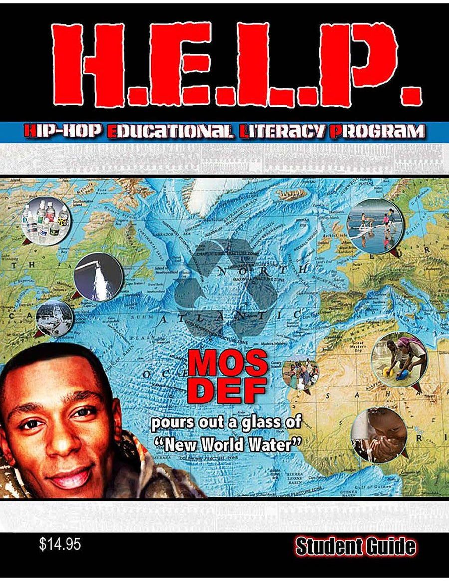 "H.E.L.P. Student Guide — Mos Def (Yasiin Bey) ""New World Water"""