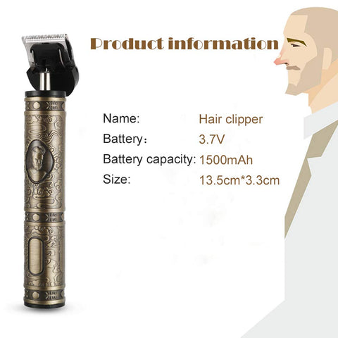 Machine - Electric Pro Li Outliner Grooming
