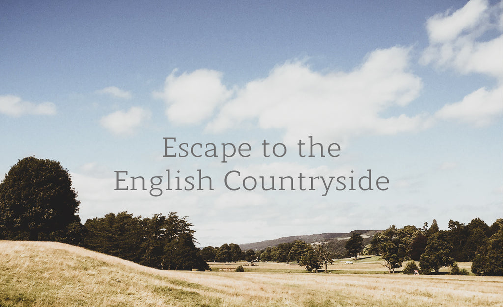 Escape to the Countryside