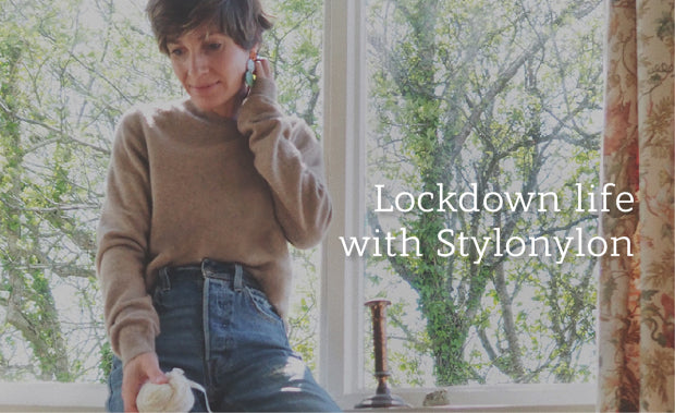 Life indoors: Lockdown Life with Stylonylon