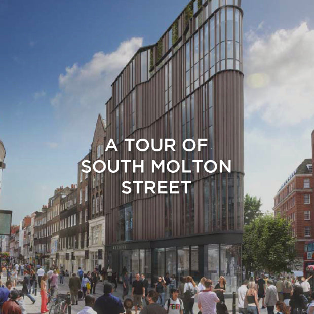 A Tour of South Molton Street