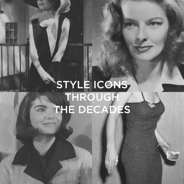 Style icons through the decades