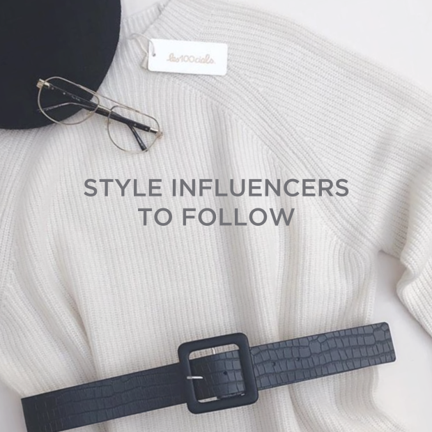 Style Influencers to follow