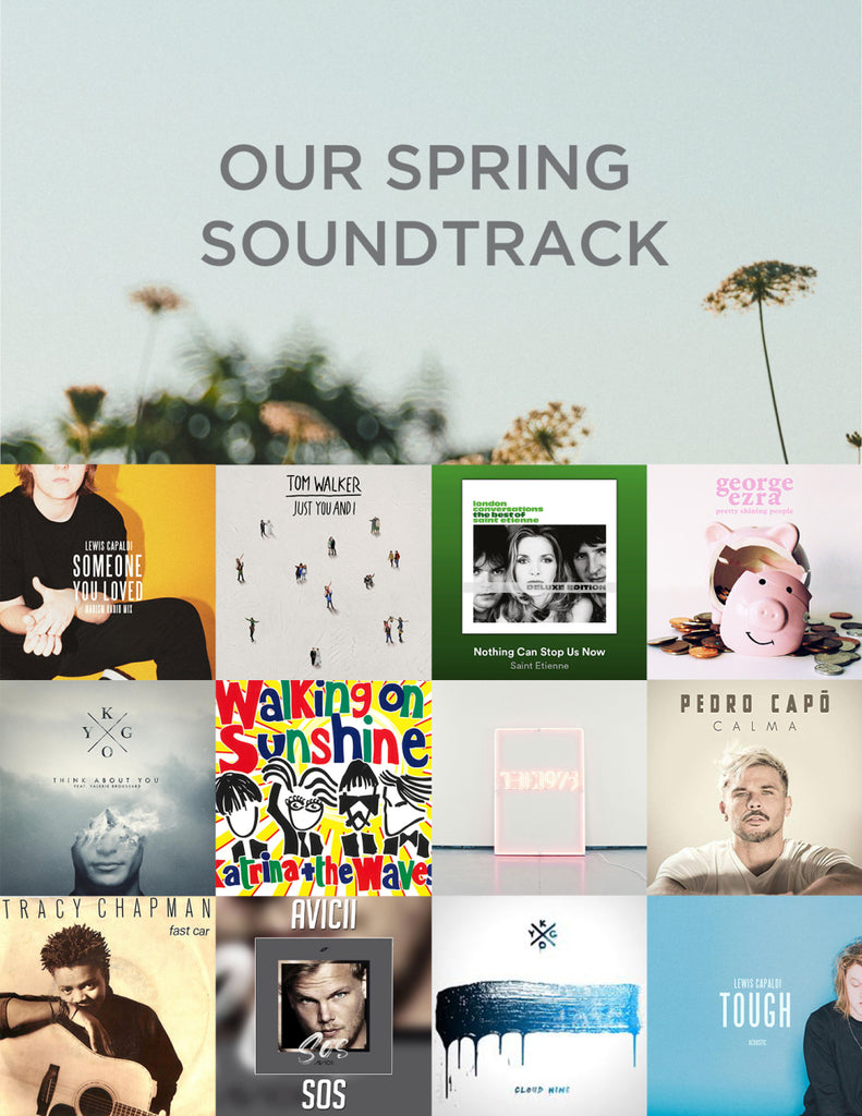 Our Spring Soundtrack