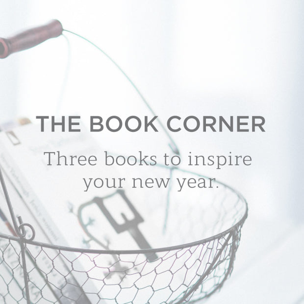 Three Books to inspire your New Year
