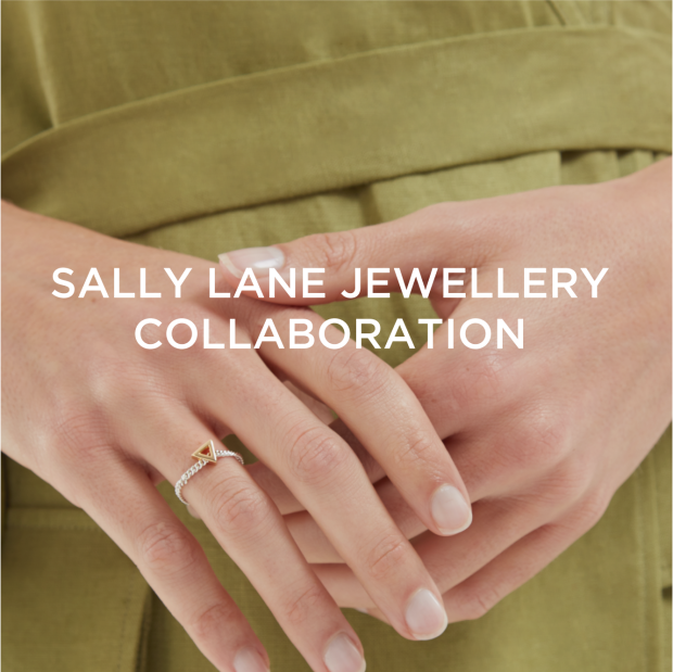 Les 100 Ciels X Sally Lane Jewellery
