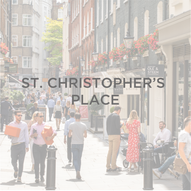 Explore: St Christopher's Place