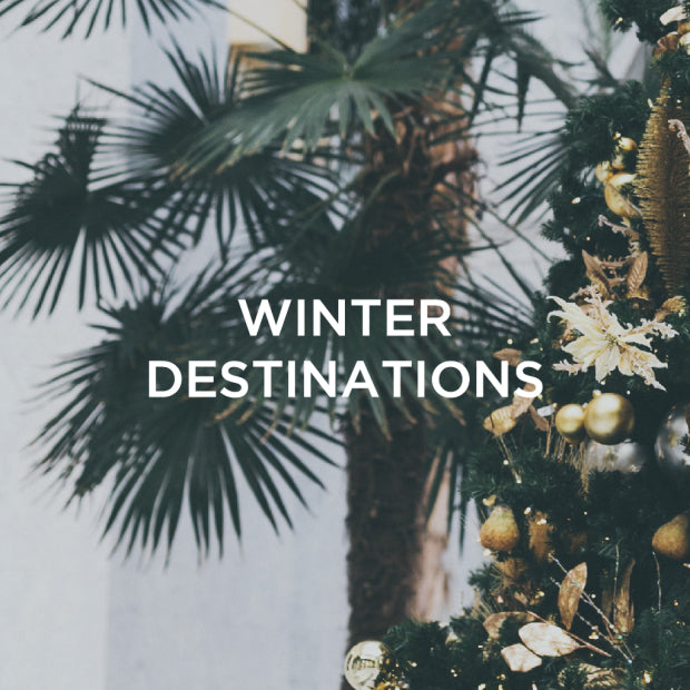 Two extremes: Winter Destinations