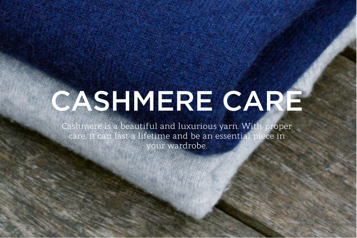 Cashmere washing