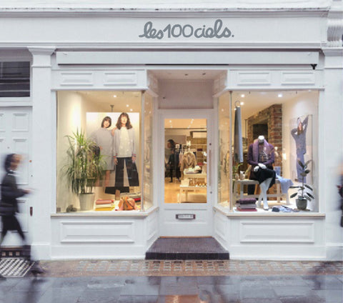 Les 100 Ciels Store South Molton St