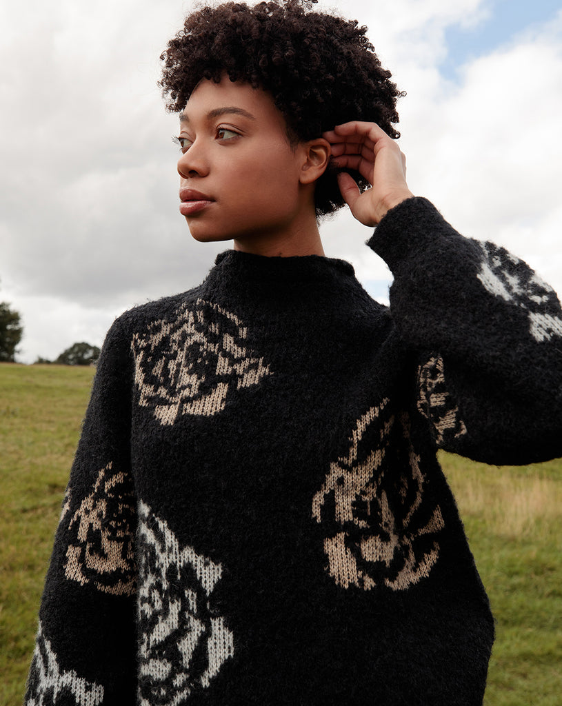 Hazen Wool Jumper