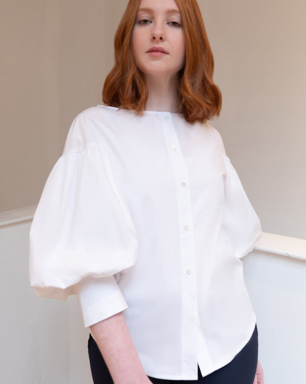 Amalia Cotton Shirt
