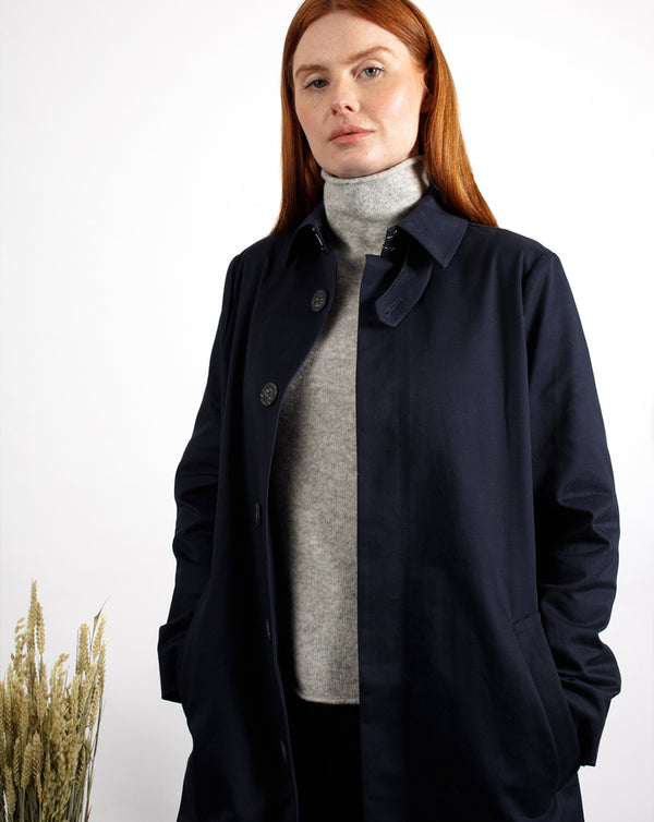 Anca Cotton Coat