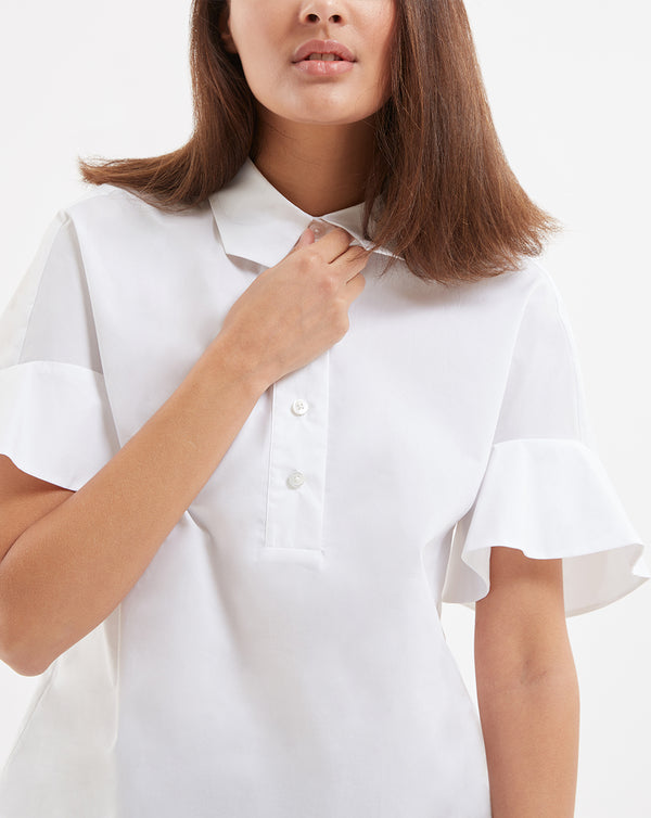 Beck Cotton Shirt