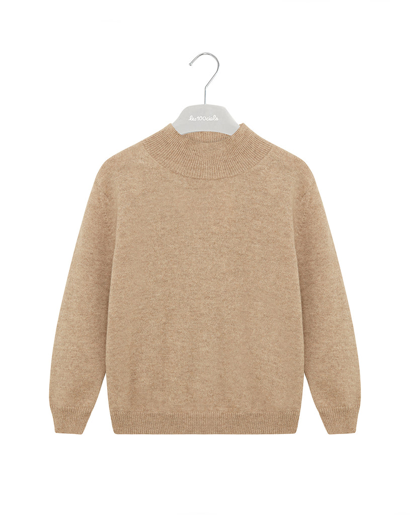 Pooh Kids Cashmere roll-neck