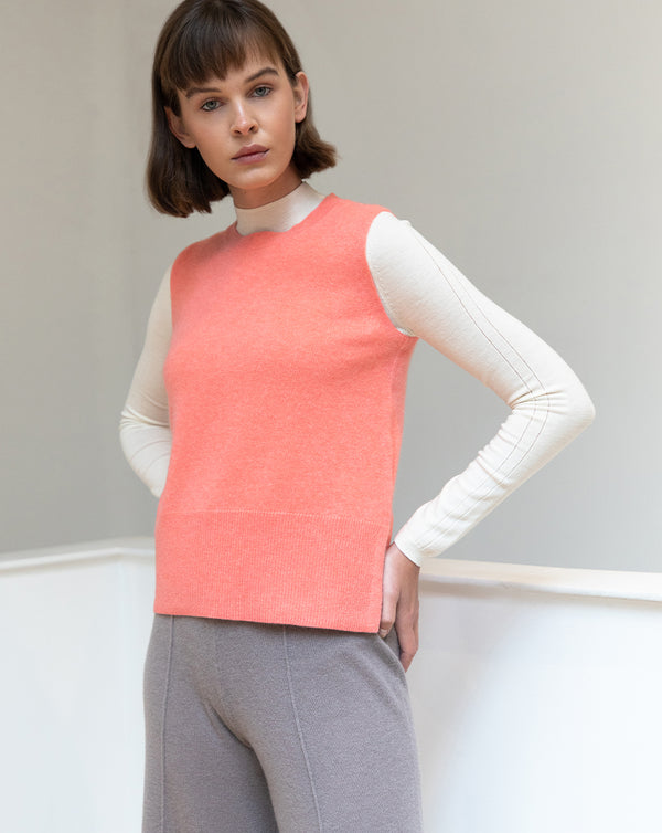 Chrissy Cashmere Top