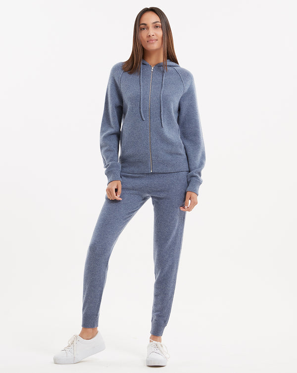 Funel Cashmere Hoodie