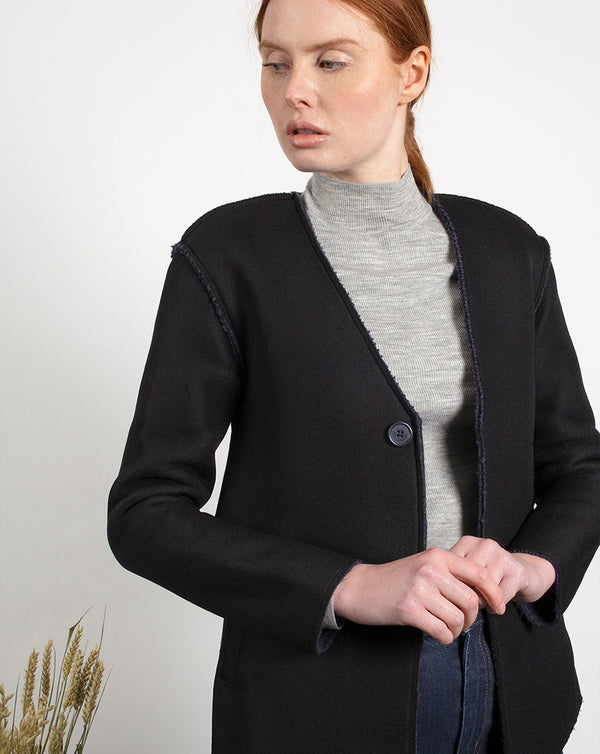 Jett Wool Jacket