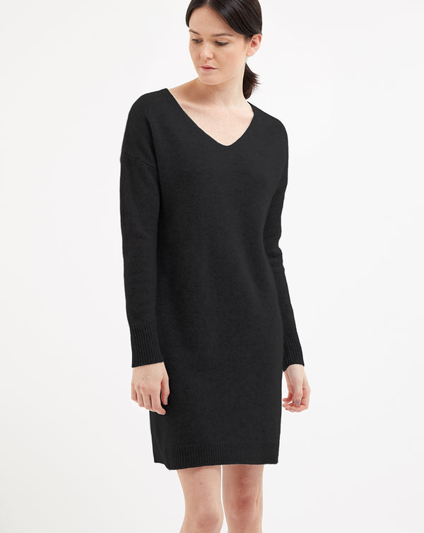 Mario Cashmere Jumper Dress