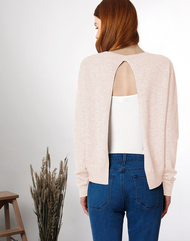 Melody Cashmere Sweater