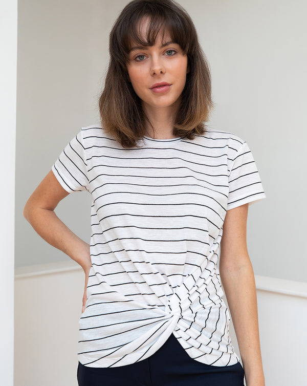 Stripe Top
