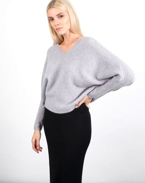 Shira Cashmere Skirt