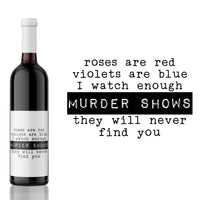 Roses and Red, Murder Shows  - True Crime Label
