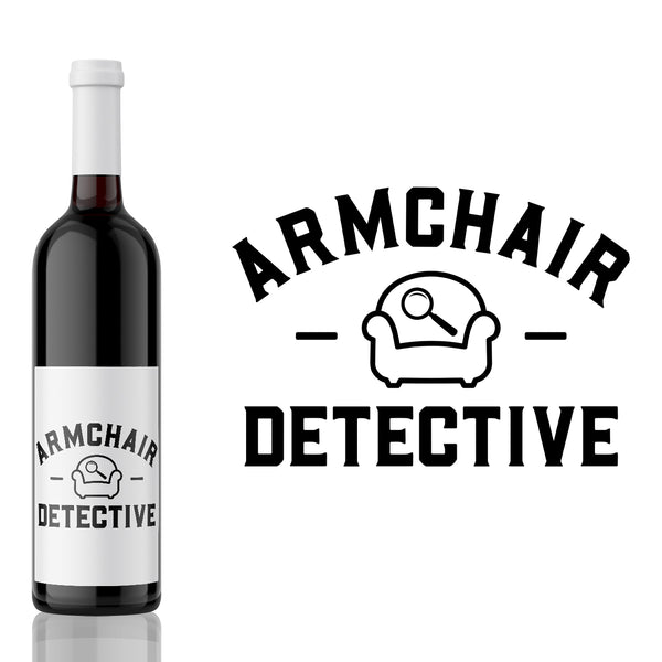 Armchair Detective  - True Crime Label