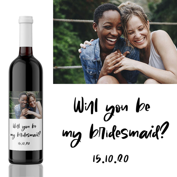 Will you be my Bridesmaid - Photo