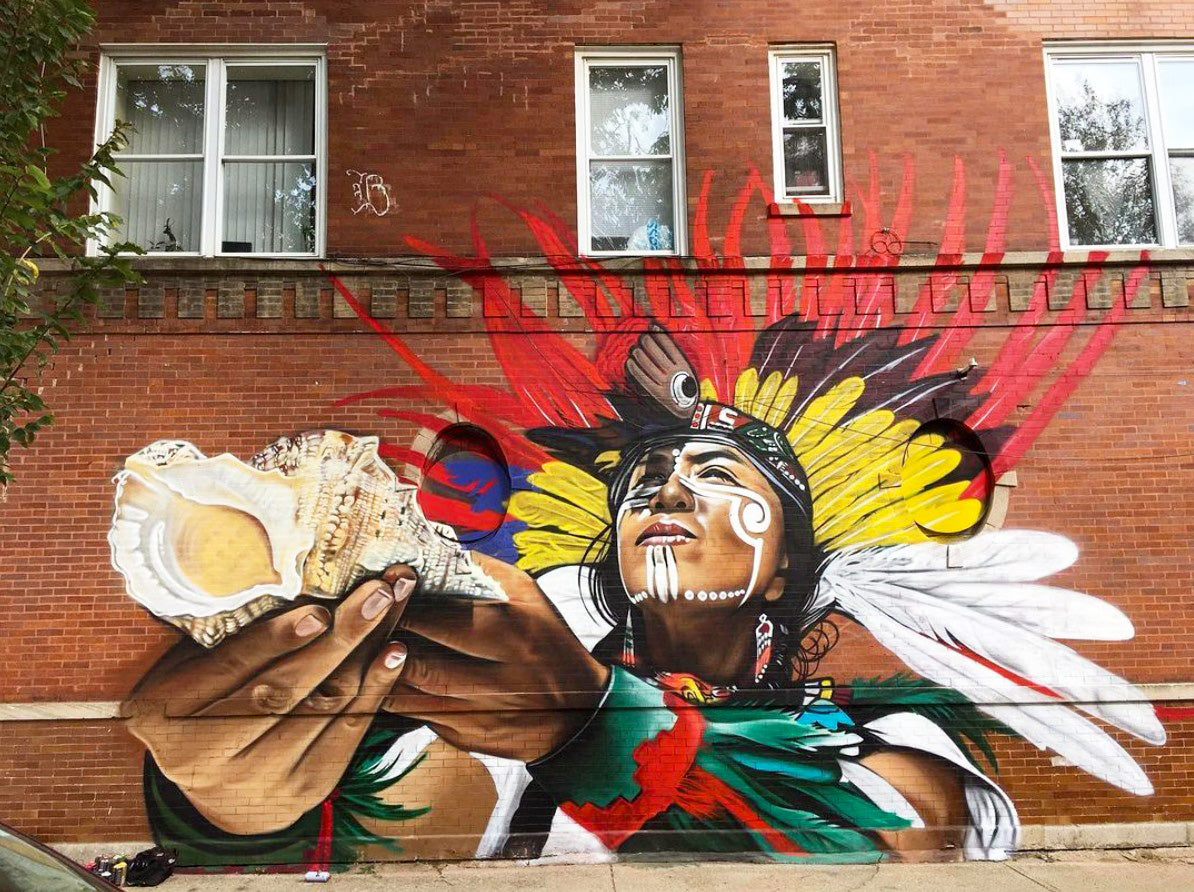 A CLOSER LOOK INTO THE WORLD OF CHICAGO STREET ART SENSATION: MATR