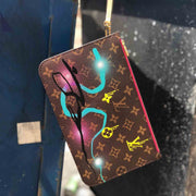 Customize your wallet - Chicago artist - Louis Barak -