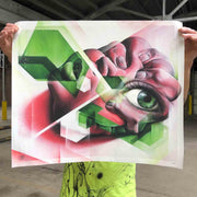 Eye Popping - Color blind artist -Gomad