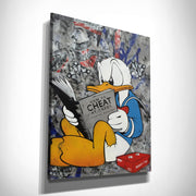 How to cheat - Donald Duck by Chicago artists - Trip One