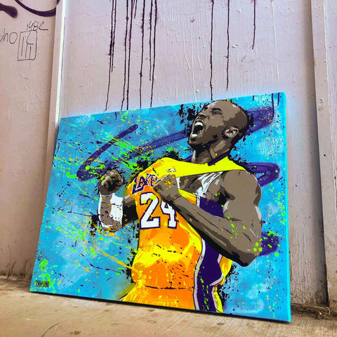 Legends Never Die - Kobe - Chicago Artist - Trip One